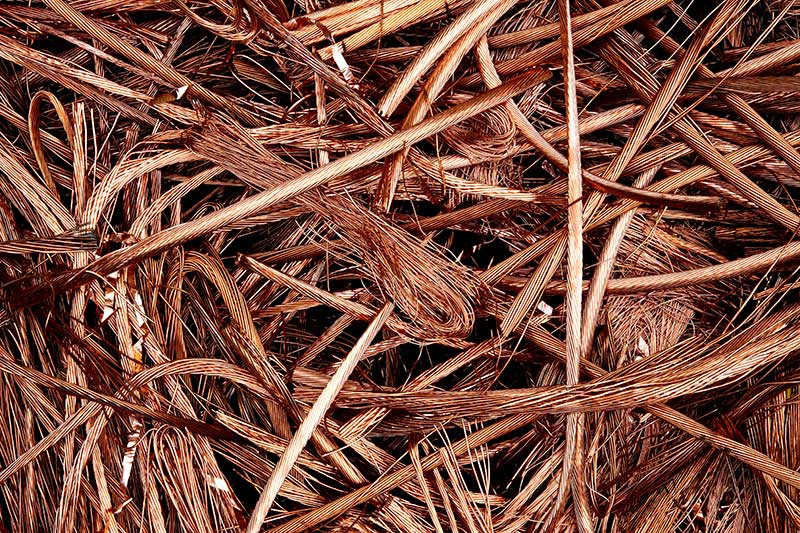 Copper wire recycling Los Angeles