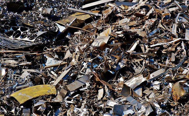 Scrap metal recyling Los Angeles