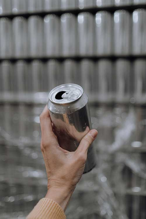 aluminum can non ferrous metal recycling Los Angeles