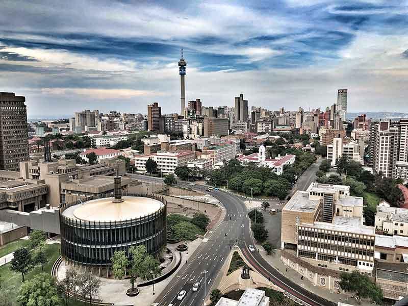 Johannesburg South Africa scrap metal recycling