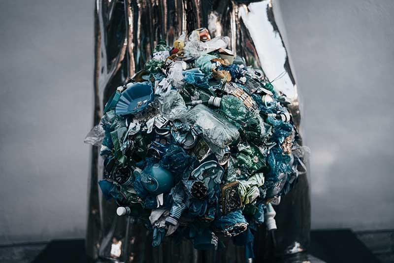 Plastic vs scrap metal recycling Los Angeles