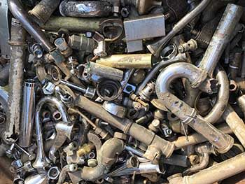 Yellow Brass Recycling Los Angeles
