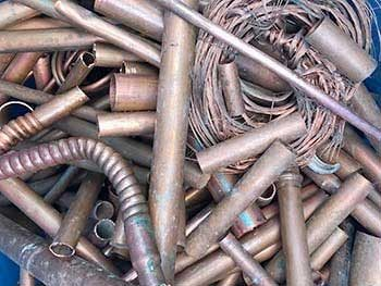 Copper recycling Los Angeles