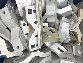 Electronic scrap recycling Los Angeles
