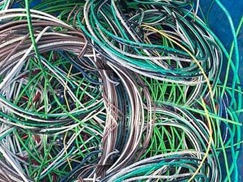 Insulated wire recycling Los Angeles image