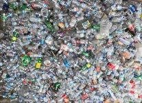 Plastic bottle scrap recycling Los Angeles