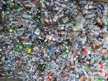 Plastic Scrap Recycling Los Angeles